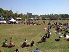 Dogwood Festival at Piedmont Park in Atlanta Piedmont Park, Find People, Dolores Park, Atlanta, Soccer, Travel, Futbol, Viajes, European Football
