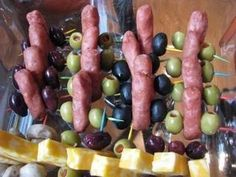 Appetizers for the next Pure Romance party. by ursula
