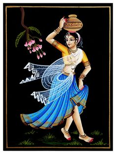 Indian Art Paintings  IMAGES, GIF, ANIMATED GIF, WALLPAPER, STICKER FOR WHATSAPP & FACEBOOK