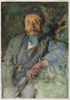 A Tramp John Singer Sargent, A Tramp, 1904–1906. Translucent watercolor with touches of opaque watercolor. Special subscription, Brooklyn Mu...