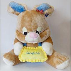 Λούτρινο κουνελάκι με μαξιλαρι Balloons, Teddy Bear, Sleep, Toys, Animals, Activity Toys, Globes, Animales, Animaux