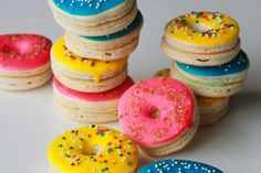 Donut Macarons recipe on Food52