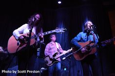 Photos of Sarah Lee Guthrie & Johnny Irion from 11/1/13 at MOTR Pub in Cincinnati, OH