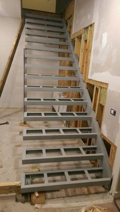 Superior Floating Stairs Construction Details   Αναζήτηση Google | Stairs |  Pinterest | Floating Stairs, Staircases And Construction