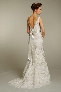 Lace dress :) wedding-ideas