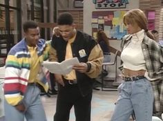 Fresh Prince of Bel Air Old School Fashion, 90s Fashion, Fashion Outfits, Tyra Banks Fresh Prince, Will Smith Tv Show, Ashley Banks Outfits, Willian Smith, Prinz Von Bel Air, Trendy Outfits