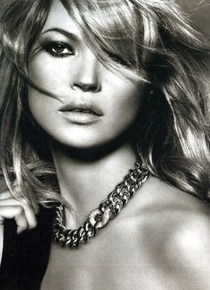 #Kate_Moss. Find your photo and fashion inspirations at Monica Hahn Photography