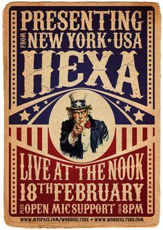 NOM-01 - Hexa