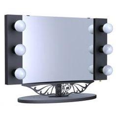 Hollywood Glamour Vanity Mirror! So fetch!