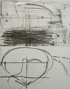 John Firth-Smith - etching