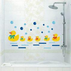 5 Bathroom Designs of kids' Dreams