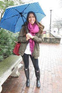 scarf | College Fashionista