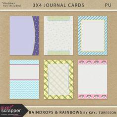 Free Printable 3x4 J