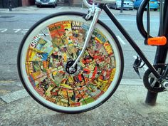WORD DECORATED BICYCLES - Buscar con Google