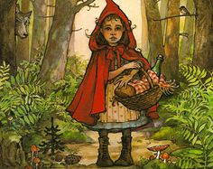 Picture Book Puzzler: Little Red Riding Hood | Carle Museum