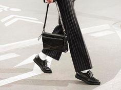 PLATEAU LACE-UP Shops, Fall Winter 2015, Chanel Boy Bag, Lace Up, Shoulder Bag, Bags, Fashion, Fashion Styles, Branding