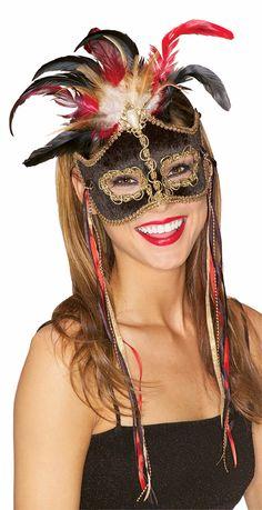 Paratiisilintu-maski