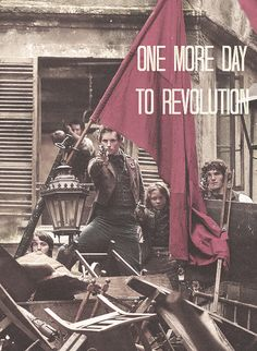 """""""To the barricades!"""""""