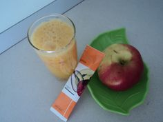 Apple Smoothies, Manners, Natural Beauty, Healthy Recipes, Fresh, Orange, Food, Essen, Healthy Eating Recipes