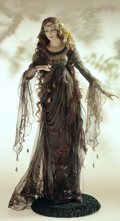 art doll ~ unknown artist/creator???