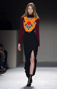 Roland Mouret. See all our favorite looks from Paris fashion week.