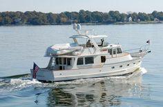 Fleming 55 Long Range Trawler