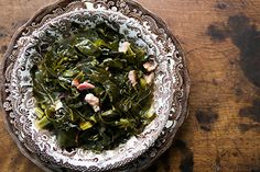 Southern Collard Greens on Simply Recipes