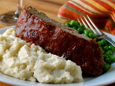You won't miss the grains in this Meatloaf!  This recipe uses shredded apples in place of the bread crumbs, it is surprisingly light and has a hint of natural sweetness.