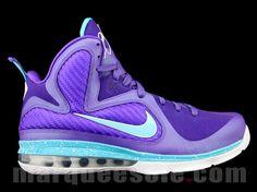 """competitive price 83008 42cbe Nike LeBron 9 """"Summit Lake"""" – New Images Lebron 9, Lebron James,"""