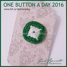 Day 340: Sola #onebuttonaday by Gina Barrett