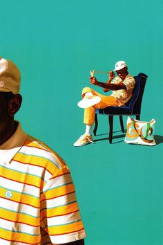 Golf Fashion Stlyle Golf Wang 2016 Fall/Winter Collection Tyler the Creator Galactik Football, Tyler The Creator Wallpaper, Mode Hip Hop, Odd Future, Flower Boys, Golf Fashion, Fashion Fashion, Looks Cool, Pose Reference