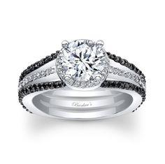 Antique Black Diamond Ring - pictures, photos, images