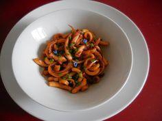 Cuisine de Line: CALAMARS MARINES A LA PLANCHA