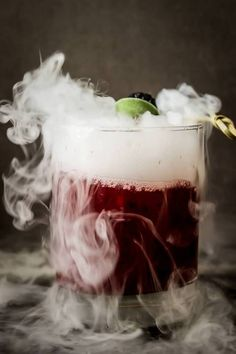 how to use dry ice in halloween cocktails halloween treats pinterest dry ice halloween cocktails and witches