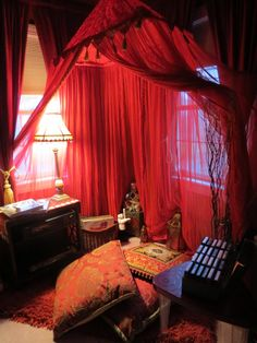 my very own red tent