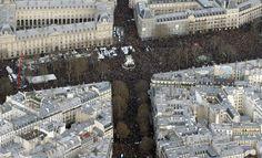 Huge Show of Solidarity in Paris Against Terrorism - NYTimes.com
