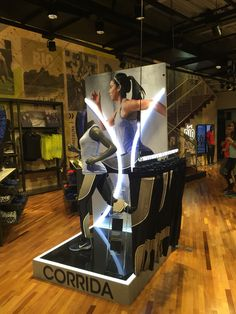 NIKE TIGHTS REVOLUTION at Nike Ipanema