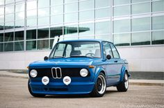 BMW 2002, The go kart of back in the day