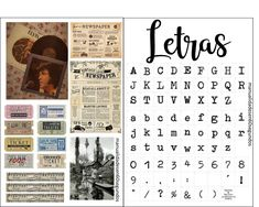 TUTORIAL EN MI CANAL DE YOUTUBE Mary, Journal, Crafty, Stickers, Words, Anime, Free, Printable Stickers, Lyrics