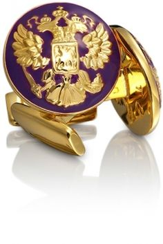 Double Eagle Gold Purple