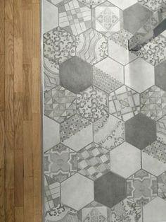 Zementfliesen-Look für die Küche | Marazzi