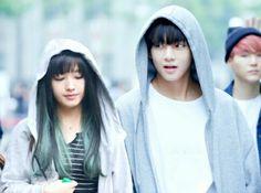 Oh Seunghee x Kim Taehyung