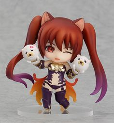 The hugely popular card game Rage of Bahamut gets its Nendoroid line!