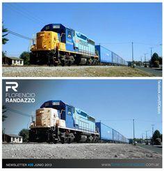 publicidad truchas trenes de Tandazzo