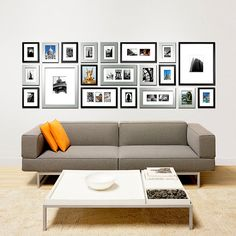 gallery wall / picture display