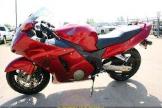 2002 CBR 1100 XX Super Blackbird