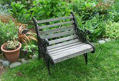 small garden benches