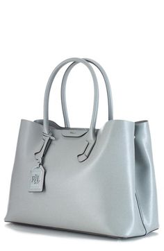 Ralph Lauren leather tote http://rstyle.me/n/tam8mnyg6