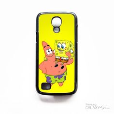 Patrick Star Spongebob Friendship for Samsung Galaxy Mini S3/S4/S5 phonecases