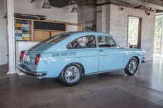 1973 Volkswagen 1600 Type 3 Fastback for sale Volkswagen Type 3, Volkswagen Transporter, Vw Classic, Classic Motors, Import Cars, Vw Cars, Retro Cars, Motor Car, Cars And Motorcycles